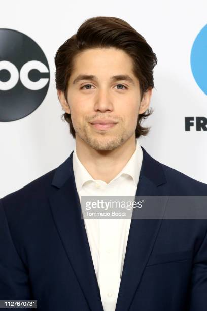 Brandon Larracuente attends the Disney ABC Television Hosts TCA Winter Press Tour 2019 at The Langham Huntington Hotel and Spa on February 05 2019 in...