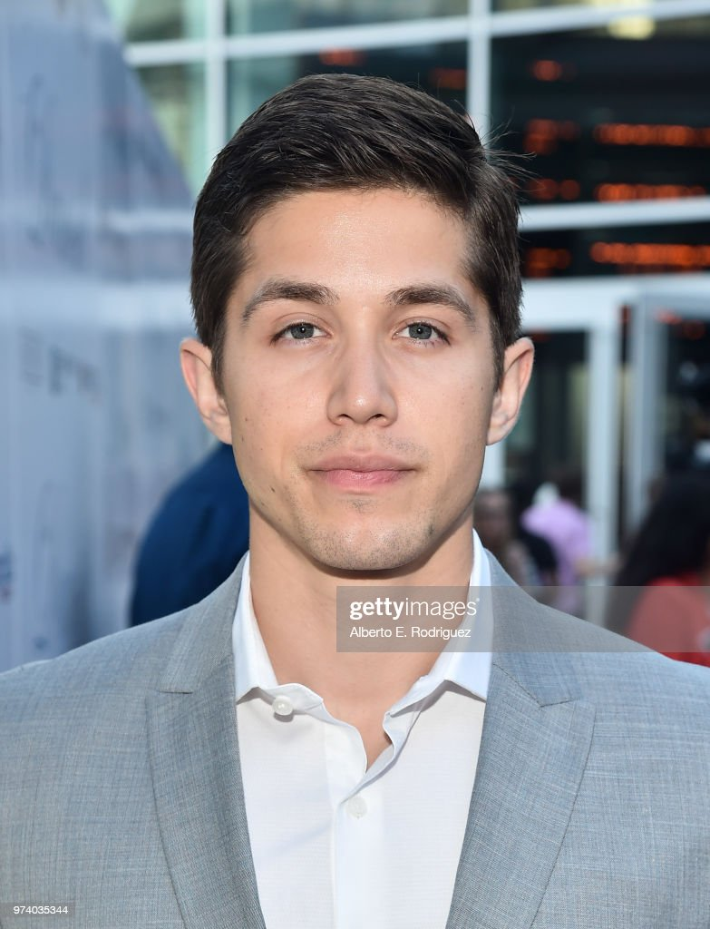 Brandon Larracuente attends the premiere of Magnolia Pictures' 'Damsel' at ArcLight Hollywood on June 13, 2018 in Hollywood, California.