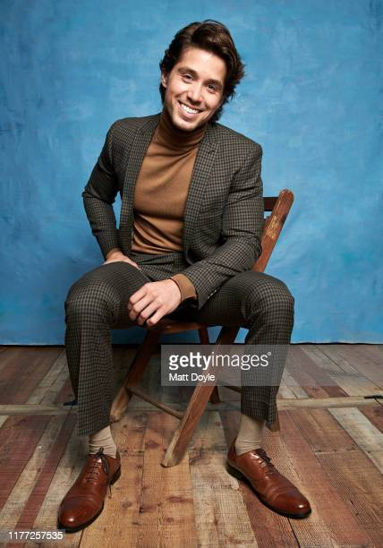Brandon Larracuente of Party of Five poses for a portrait during the 2019 Tribeca TV Festival on September 14 2019 in New York City