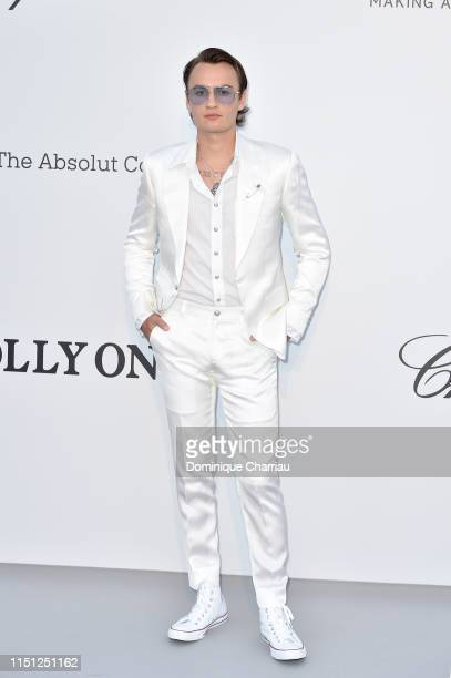 Brandon Lee attends the amfAR Cannes Gala 2019 at Hotel du CapEdenRoc on May 23 2019 in Cap d'Antibes France