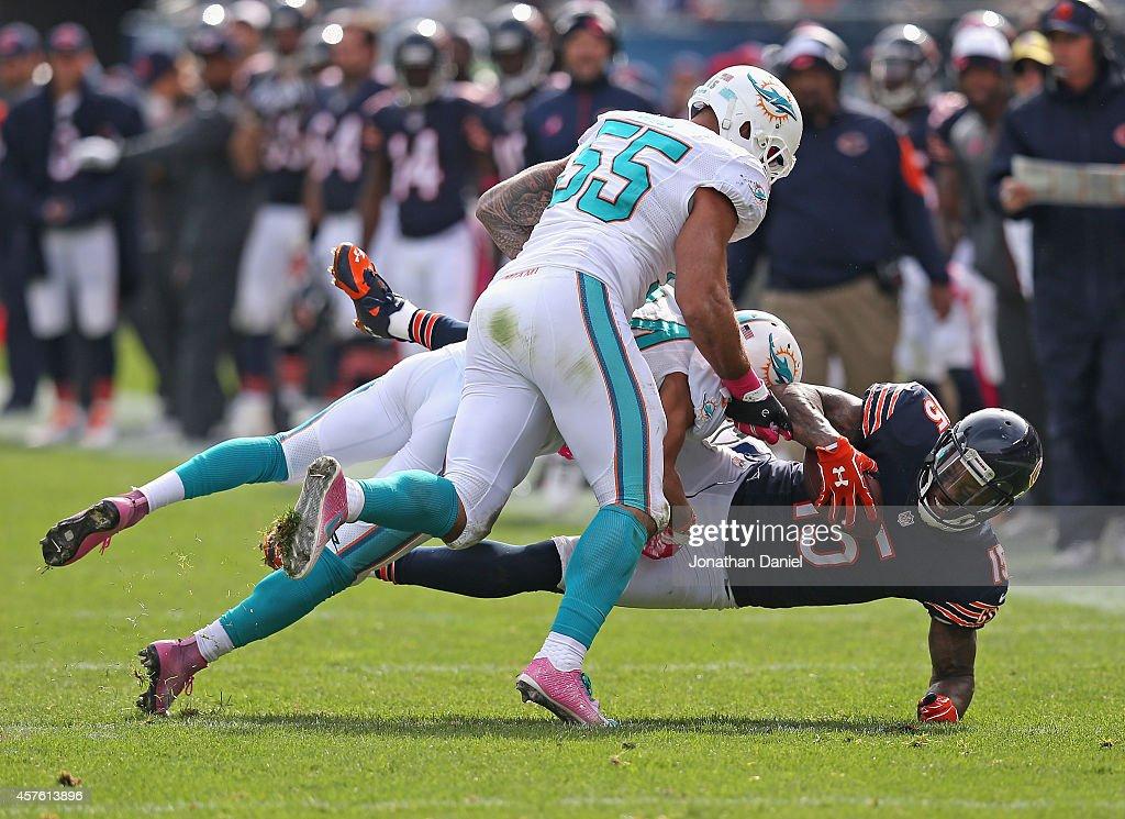 Miami Dolphins v Chicago Bears
