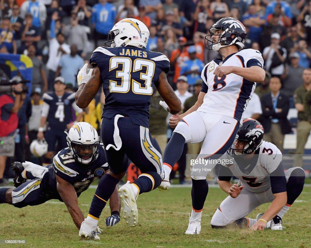 Denver Broncos v Los Angeles Chargers : News Photo