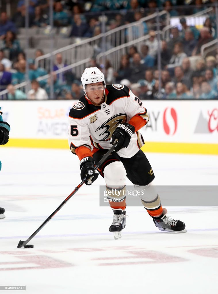 Anaheim Ducks v San Jose Sharks : News Photo