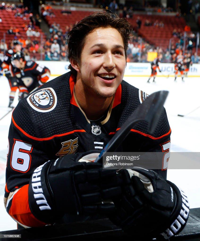 New Jersey Devils v Anaheim Ducks : News Photo