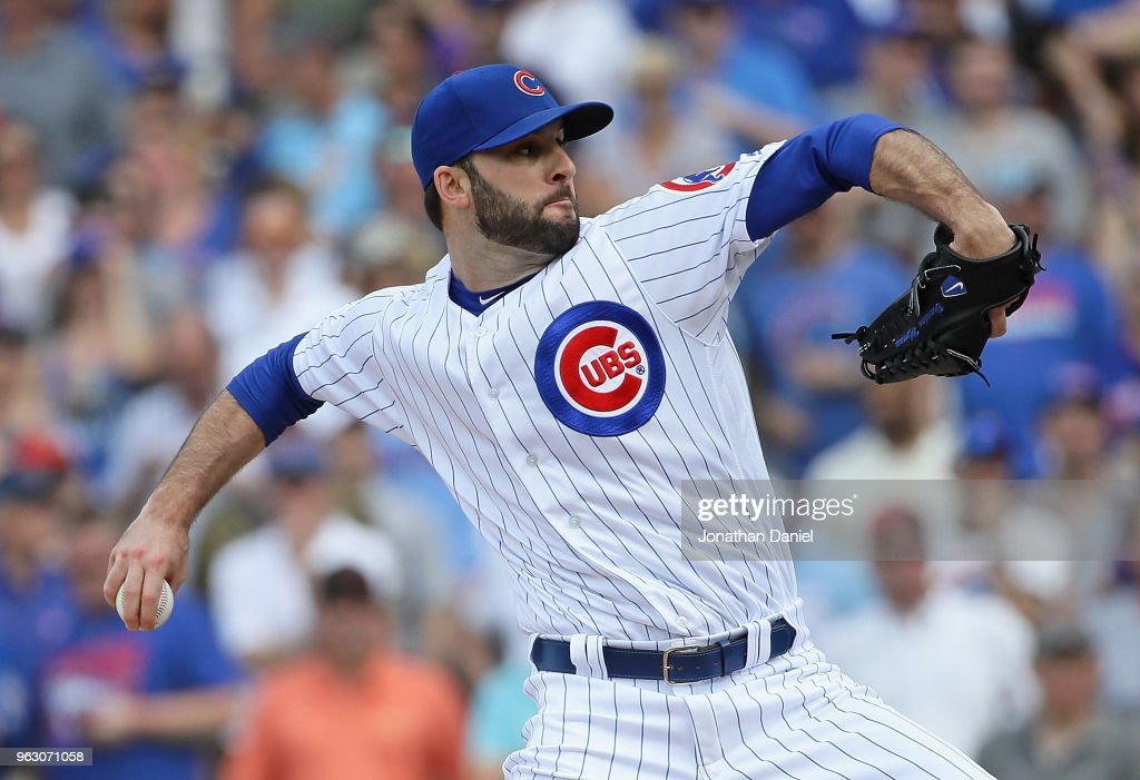 San Francisco Giants v Chicago Cubs : News Photo