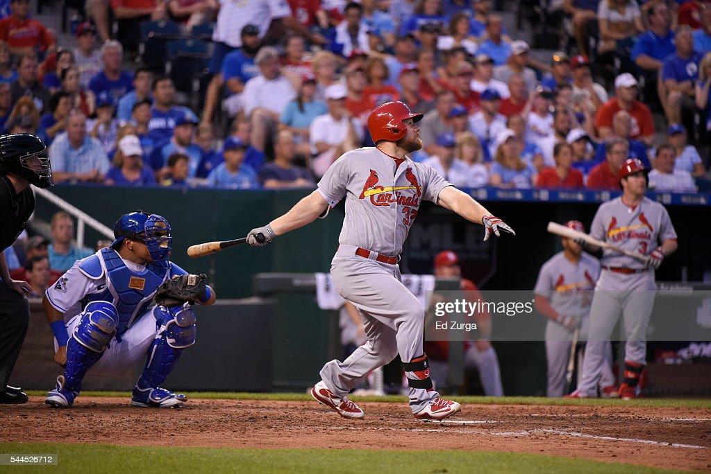 St. Louis Cardinals v Kansas City Royals : News Photo