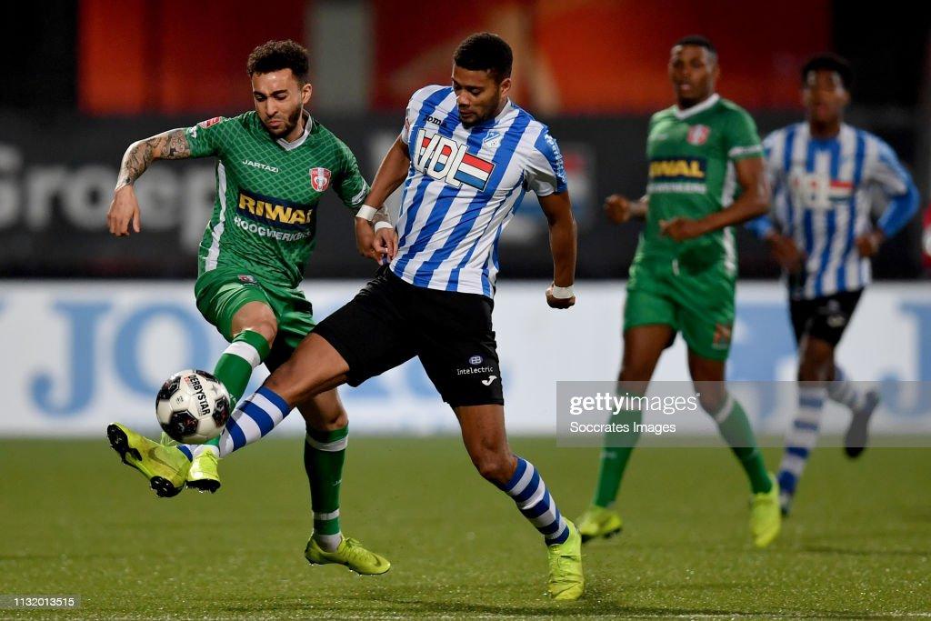 NLD: FC Eindhoven v FC Dordrecht - Jupiler League