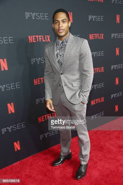 Brandon P. Bell attends the Netflix FYSEE Kick-Off Event at Netflix FYSEE At Raleigh Studios on May 6, 2018 in Los Angeles, California.