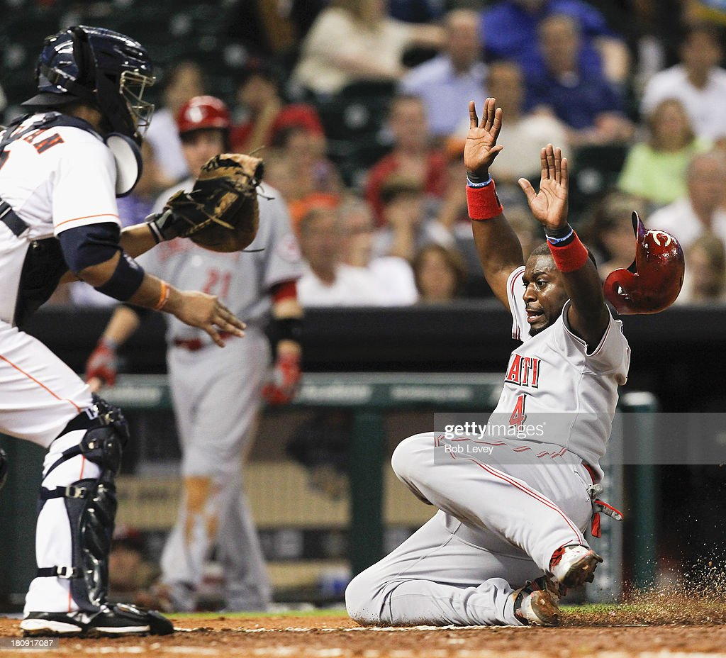 Cincinnati Reds v Houston Astros