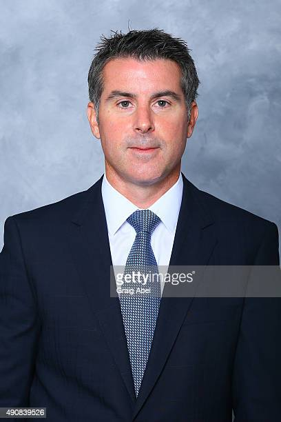 Brandon Pridham Of The Toronto Maple Leafs Poses For His Official Headshot For The  Season