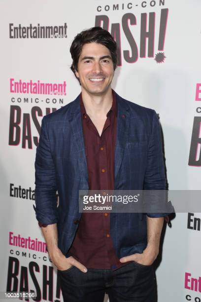 Brandon Routh attends Entertainment Weekly's ComicCon Bash held at FLOAT Hard Rock Hotel San Diego on July 21 2018 in San Diego California sponsored...
