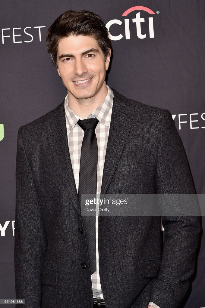 Brandon Routh attends PaleyFest Los Angeles 2017 - CW's 'Heroes & Aliens: Featuring Arrow, The Flash, Supergirl, and DC's Legends of Tomorrow' at Dolby Theatre on March 18, 2017 in Hollywood, California.