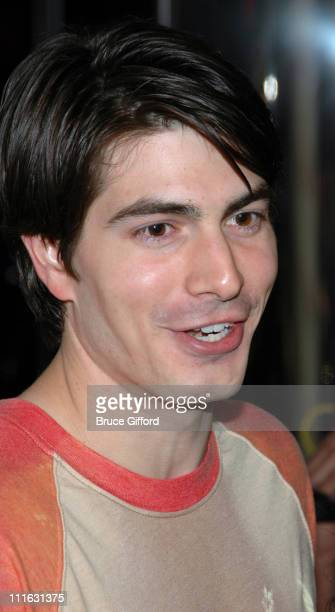 Brandon Routh during 2006 CineVegas Film Festival Day 4 Arrivals at Palms Casino Resort in Las Vegas Nevada United States