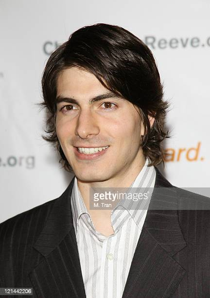 Brandon Routh during 3rd Annual Los Angeles Gala for the Christopher and Dana Reeve Foundation at Century Plaza Hotel in Century City, California,...