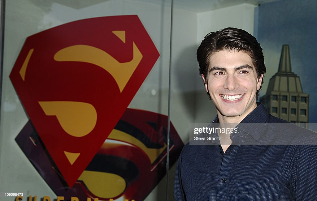 Superman Returns to Kitson - Arrivals and Inside : News Photo