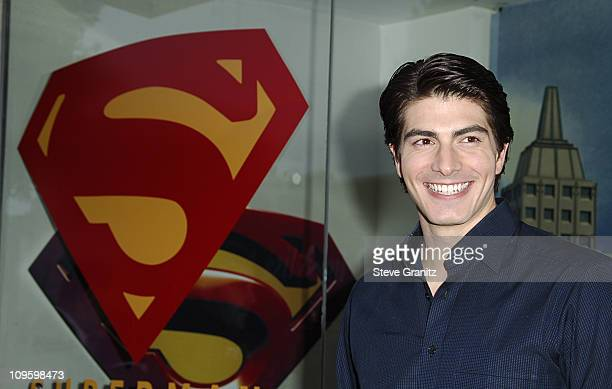 Brandon Routh during Brandon Routh and Kate Bosworth Make Special Appearance at Hip Beverly Hills Boutique at Kitson in Beverly Hills California...