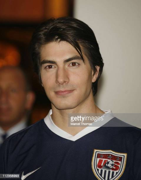 Brandon Routh during Brandon Routh Sighting in New York City June 28 2006 in New York City New York United States