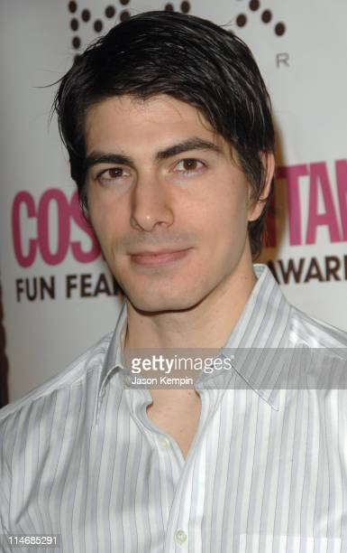 Brandon Routh during Cosmopolitan Magazine Honors Nick Lachey as 'Fun Fearless Man of the Year' January 22 2007 at Cipriani's 42nd Street in New York...