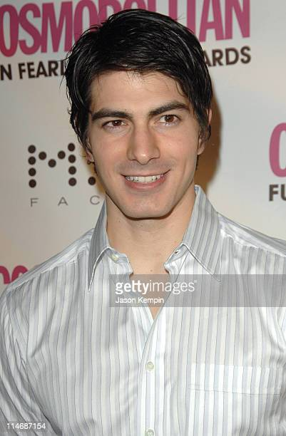 Brandon Routh during Cosmopolitan Magazine Honors Nick Lachey as Fun Fearless Man of the Year January 22 2007 at Cipriani's 42nd Street in New York...