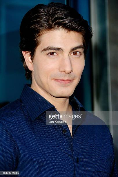 Brandon Routh during Kate Bosworth and Brandon Routh Visit Kitson to Promote 'Superman Returns' May 1 2006 at Kitson in Beverly Hills California...