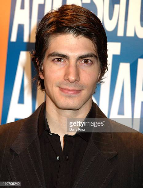 Brandon Routh during Reaching for the Stars Charity Dinner Arrivals at The Beverly Hills Hotel in Beverly Hills California United States