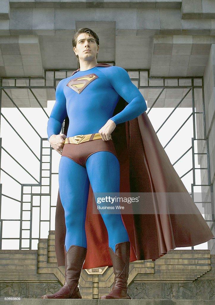 Superman Returns : News Photo