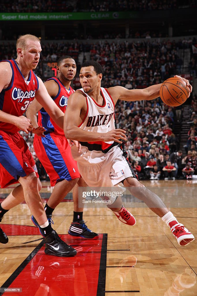 Los Angeles Clippers v Portland Trail Blazers
