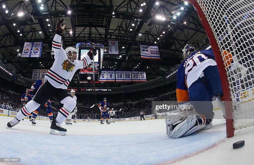 Chicago Blackhawks v New York Islanders