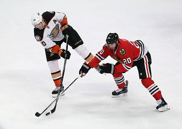 Anaheim Ducks v Chicago Blackhawks