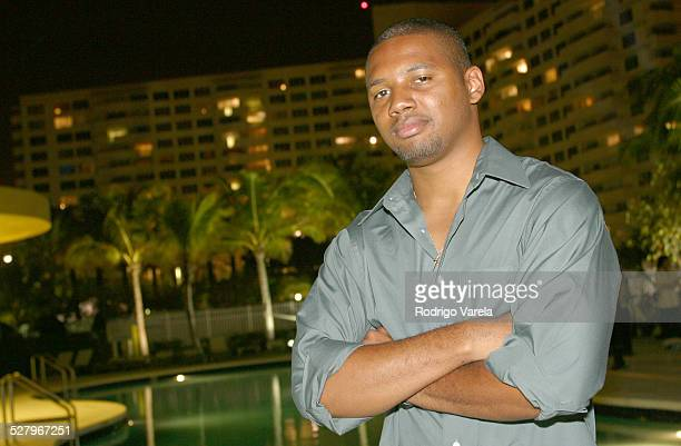 Brandon Sonnier during The 2003 Miami International Film Festival Waverly Party at Waverly Building in Miami Beach FL United States