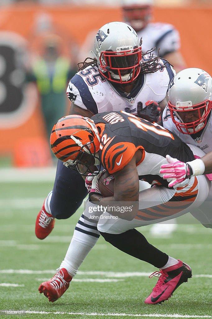 New England Patriots v Cincinnati Bengals