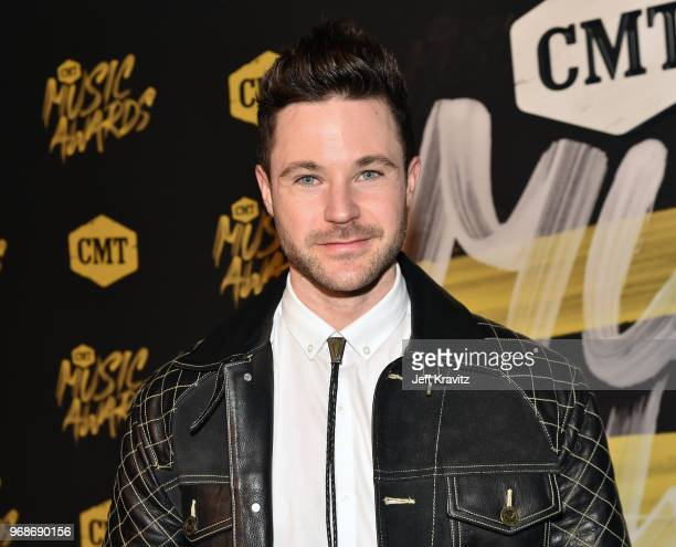 Brandon Stansell attends the 2018 CMT Music Awards at Nashville Municipal Auditorium on June 6 2018 in Nashville Tennessee