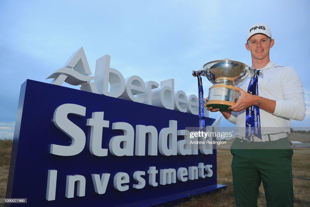 Aberdeen Standard Investments Scottish Open - Day Four : News Photo