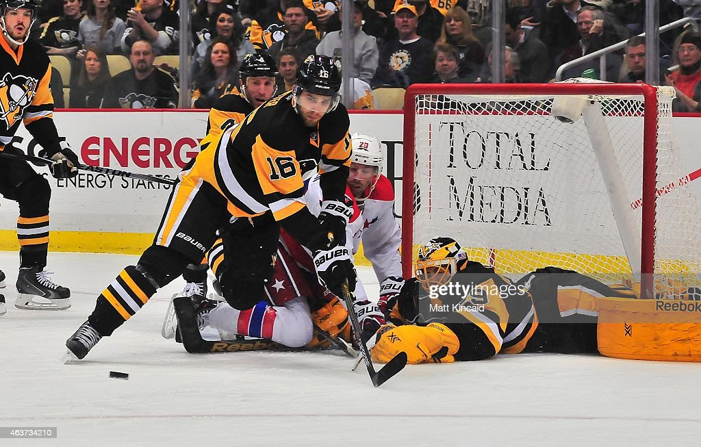 PA: Washington Capitals v Pittsburgh Penguins : News Photo