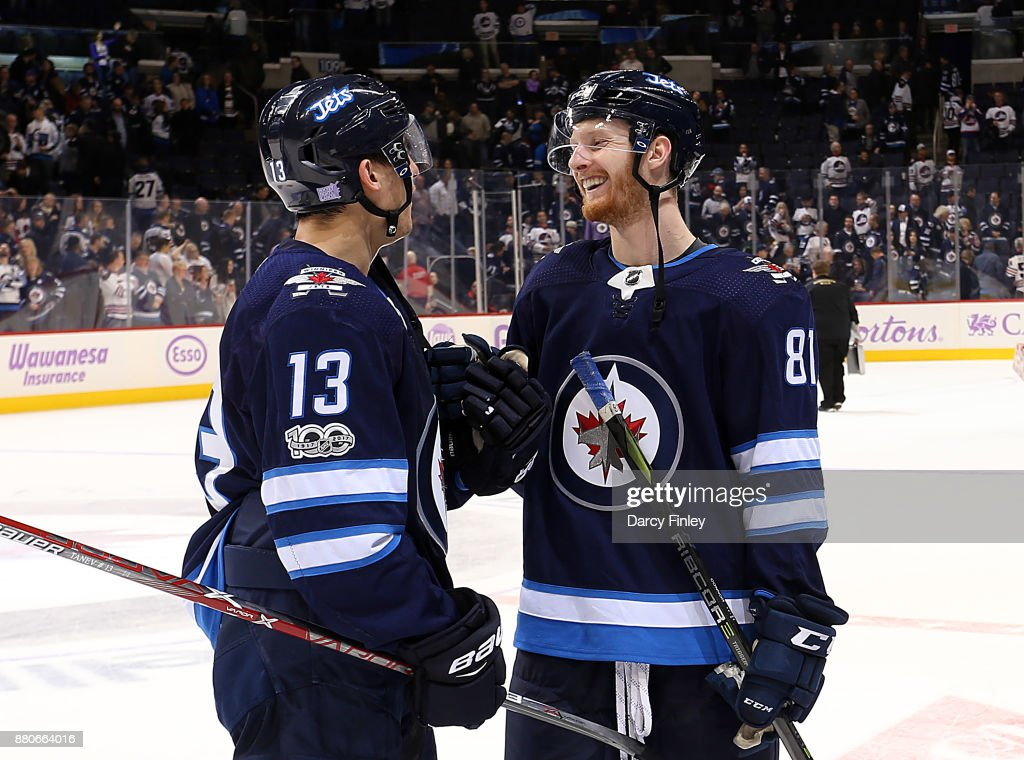 Minnesota Wild v Winnipeg Jets