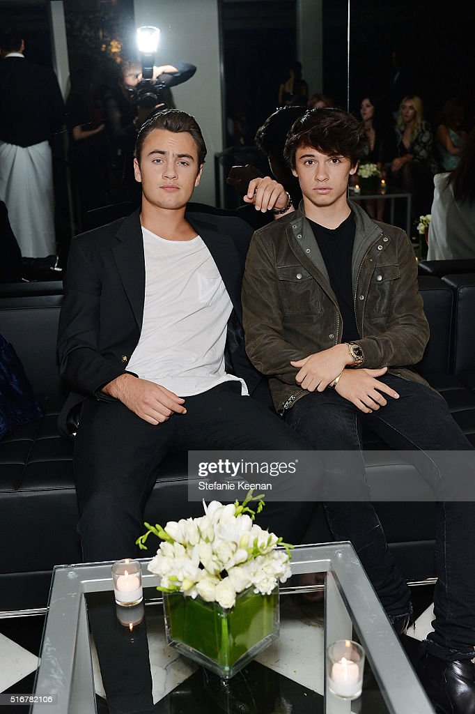 Daily Front Row Fashion Los Angeles Awards Private Dinner Hosted By Eva Chow And Carine Roitfeld : News Photo