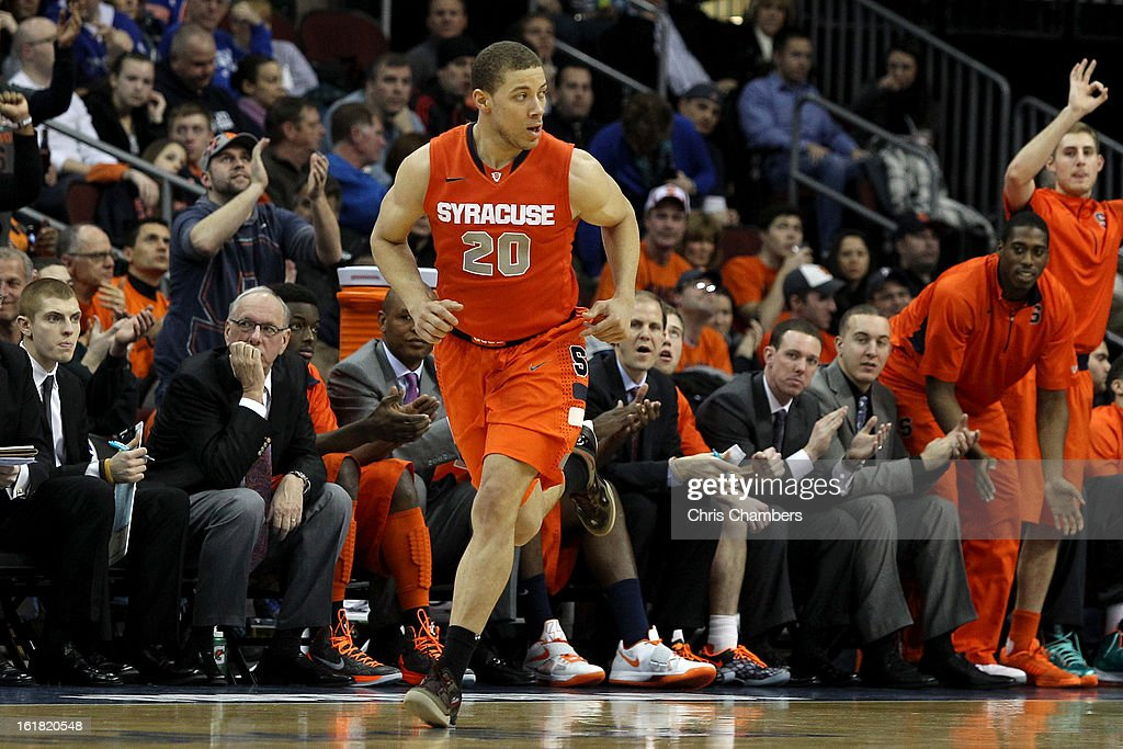 Syracuse v Seton Hall