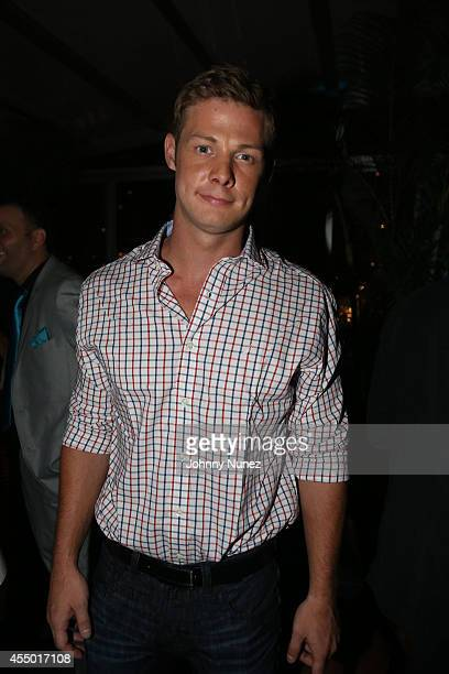 Brandon W Jones attends Style 360 Presents Carmen Electra Fashion Week Event at Level R on September 8 2014 in New York City