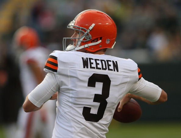 Brandon Weeden: The Worst First Round Pick of All Time? | The ...