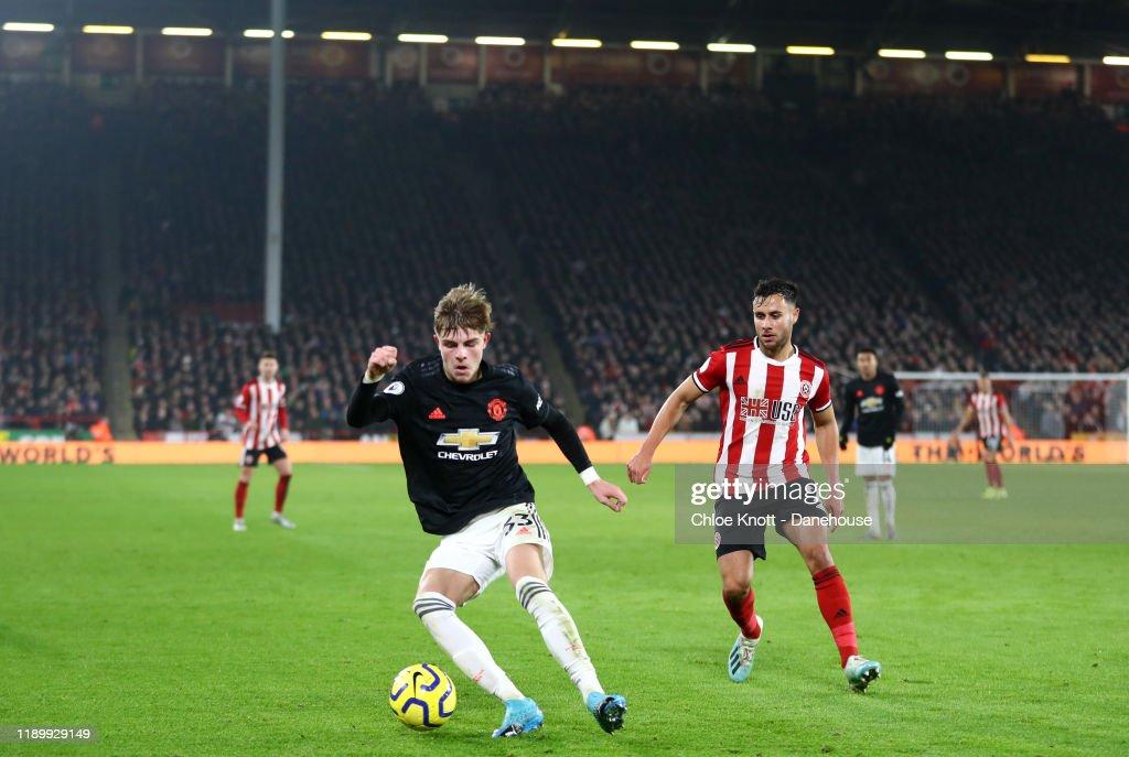 Sheffield United v Manchester United - Premier League : News Photo