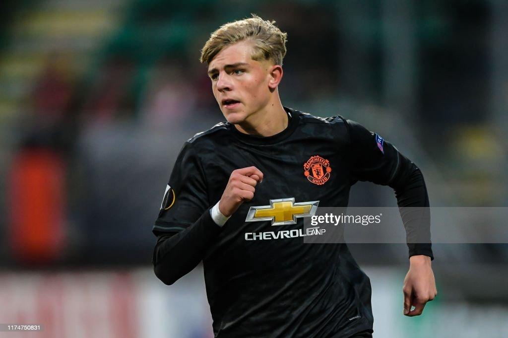 "UEFA Europa League""AZ Alkmaar v Manchester United"" : News Photo"
