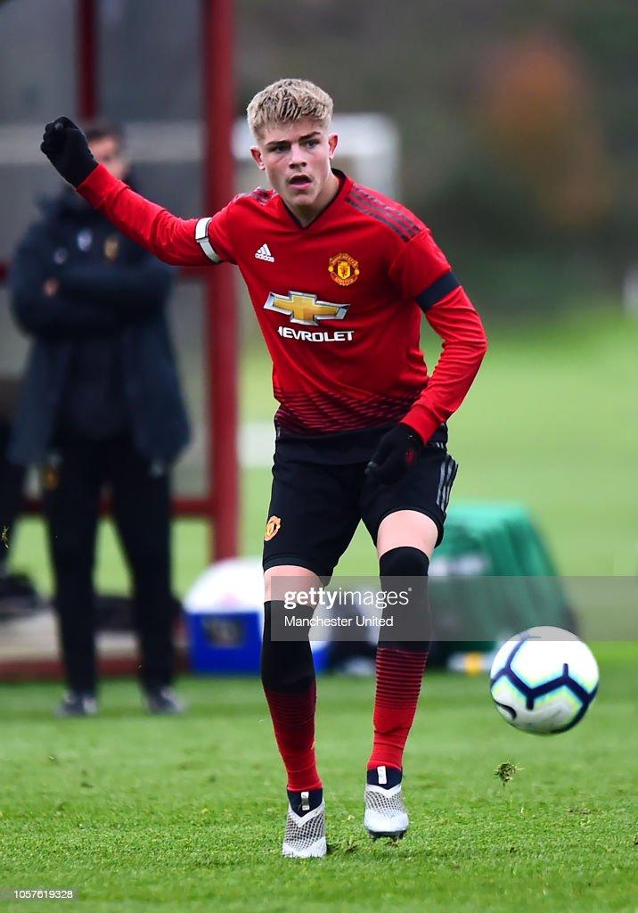 Manchester United v Wolverhampton Wanderers: U18 Premier League : News Photo