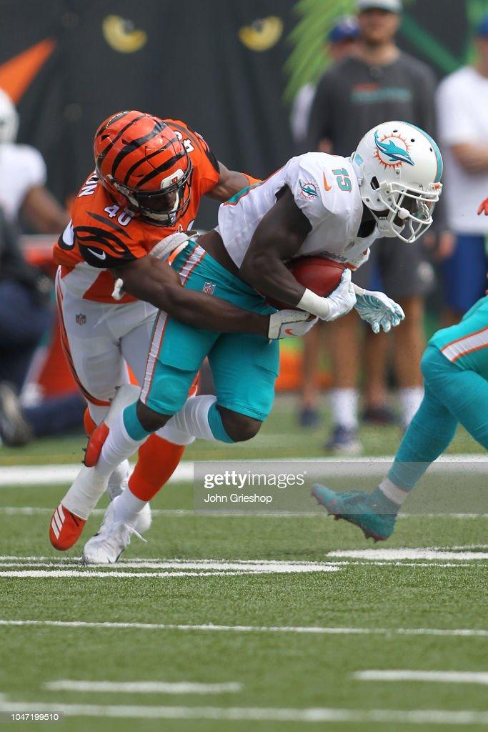 Miami Dolphins v Cincinnati Bengals : News Photo