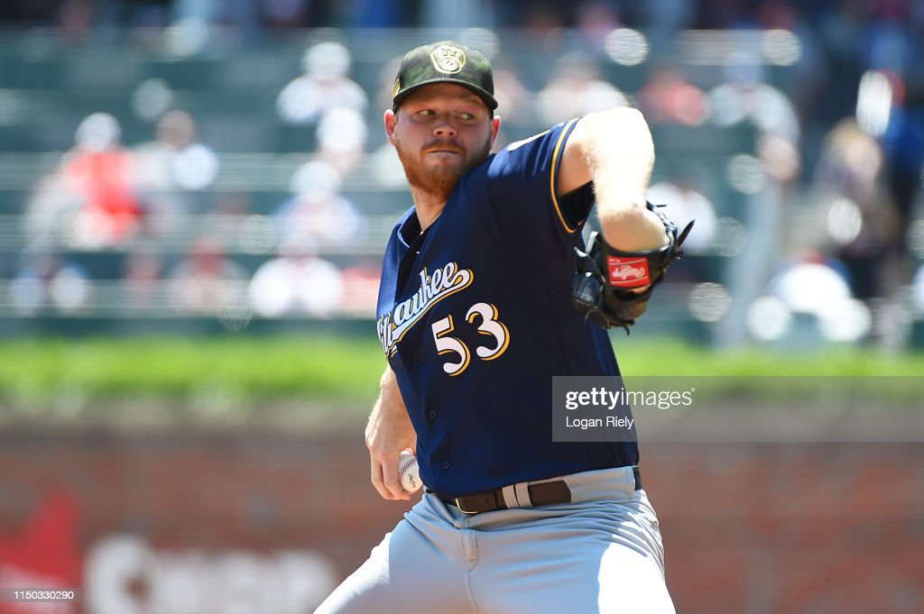 GA: Milwaukee Brewers v Atlanta Braves