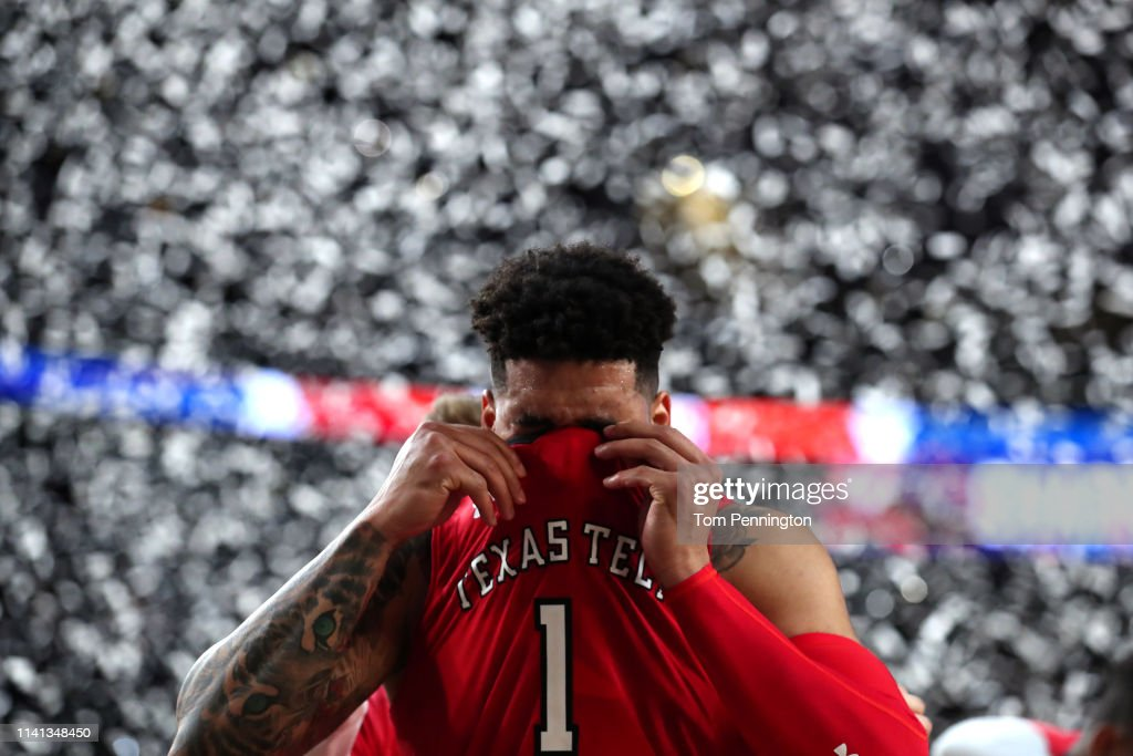 NCAA Men's Final Four - National Championship - Texas Tech v Virginia : News Photo