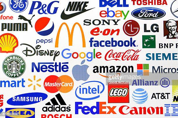 Brands and logos