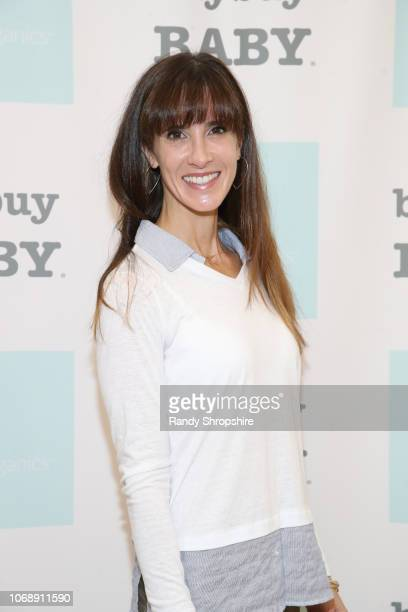 Brands Creative Director Cara Chiarello attends the Whitney Port Bundle Organics #MomAsYouAre buybuyBABY product launch on November 17 2018 in...