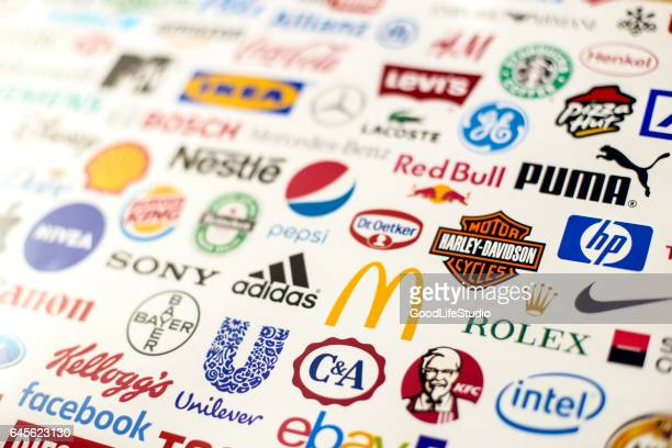 brands - identity stock photos and pictures