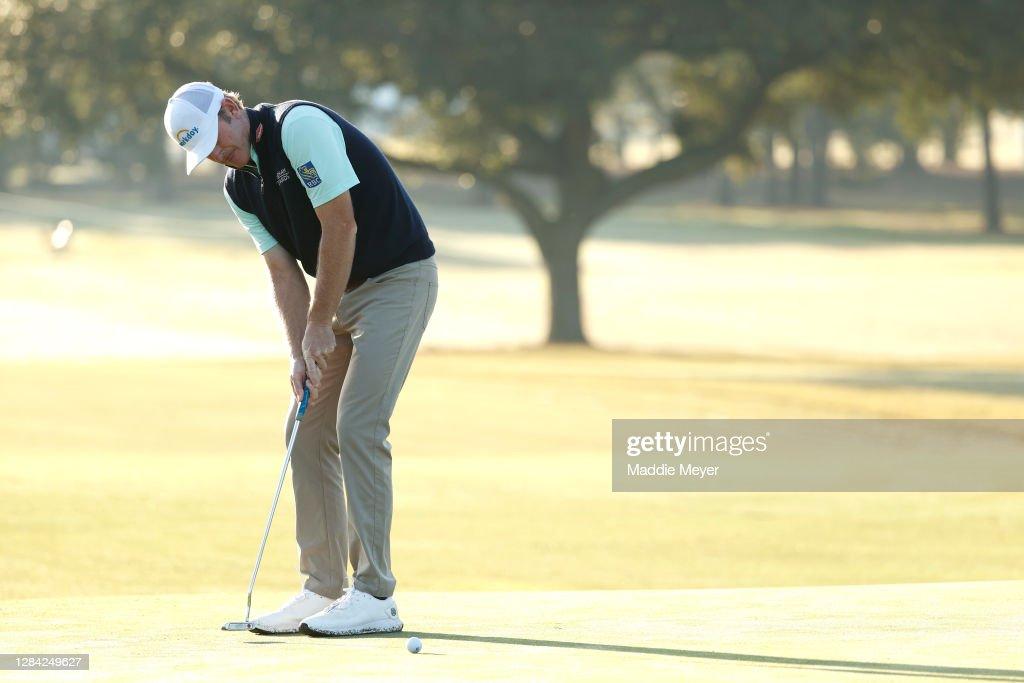 Houston Open - Round Two : News Photo