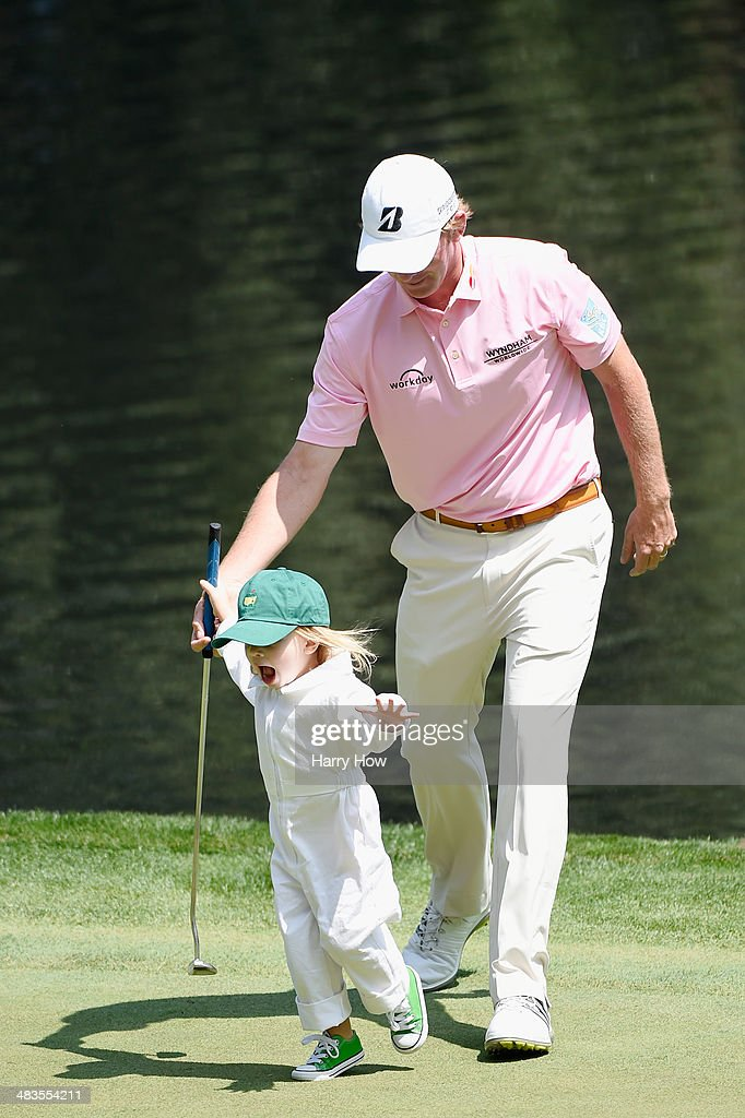 The Masters - Preview Day 3 : News Photo